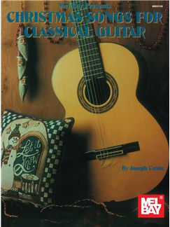 Christmas Songs For Classical Guitar Books | Guitar, Classical Guitar
