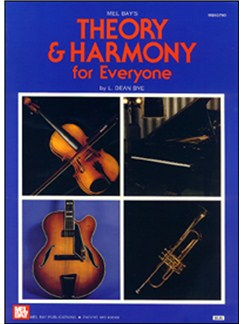 Theory & Harmony for Everyone Books | All Instruments