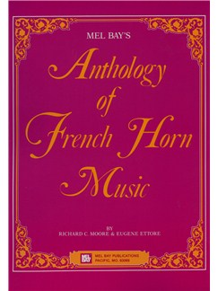 Anthology Of French Horn Music Books | French Horn