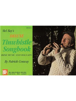 Deluxe Tinwhistle Songbook Books | Pennywhistle