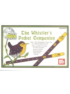 Whistler's Pocket Companion Books and CDs | Pennywhistle