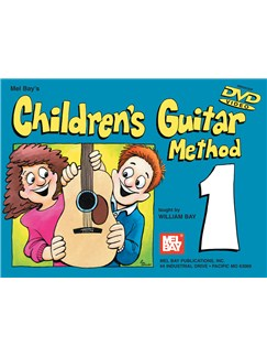 Children's Guitar Method, Volume 1 Books and DVDs / Videos | Guitar