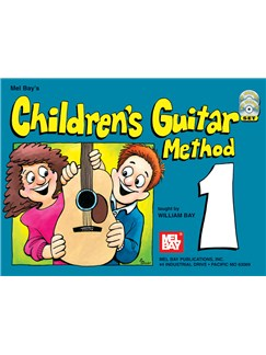 Children's Guitar Method, Volume 1 Books, CDs and DVDs / Videos | Guitar
