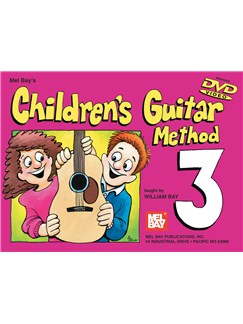 Children's Guitar Method Volume 3 Books and DVDs / Videos | Guitar