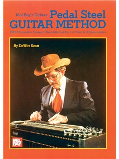 Deluxe Pedal Steel Guitar Method Books and CDs | Pedal Steel