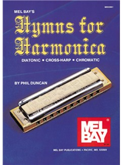 Hymns for Harmonica Books | Harmonica