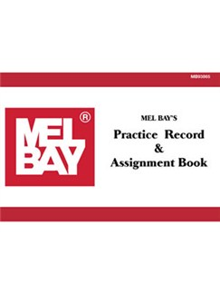 Music Pocketbook: Practice Record & Assignment Book (All Instruments) Books | All Instruments