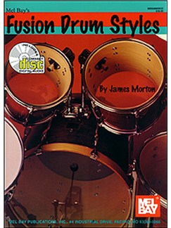 James Morton: Fusion Drum Styles Books | Drums