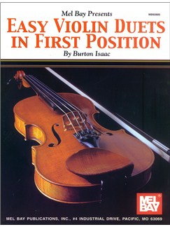 Easy Violin Duets in First Position Books | Violin