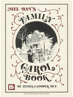 Family Carol Book Books | Piano, Voice