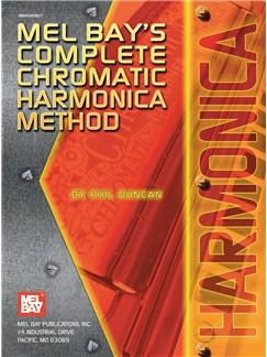 Phil Duncan: Complete Chromatic Harmonica Method Books | Harmonica