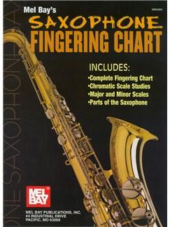 William Bay: Saxophone Fingering Chart    Saxophone