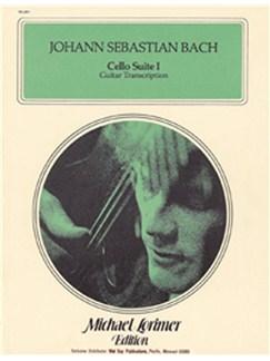 J.S. Bach - Cello Suite 1 (Lorimer) Books | Guitar