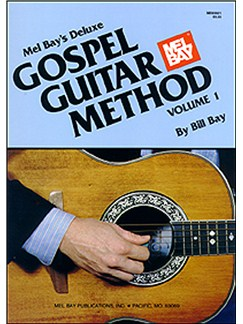 Deluxe Gospel Guitar Method Books | Guitar, Guitar Tab