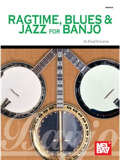 Ragtime, Blues & Jazz for Banjo Books | Banjo