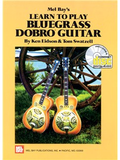 Learn to Play Bluegrass Dobro Guitar Books and CDs | Guitar Tab, Dobro