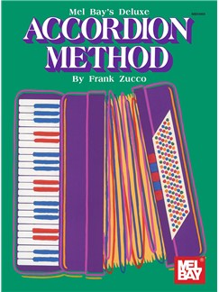 Deluxe Accordion Method Books | Accordion