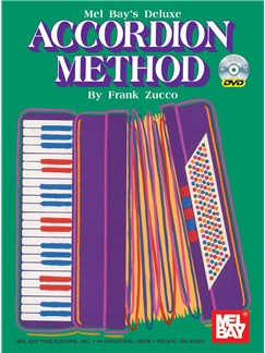 Deluxe Accordion Method Books and DVDs / Videos | Accordion