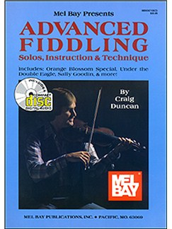 Advanced Fiddling Books and CDs | Violin