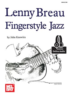 John Knowles: Lenny Breau Fingerstyle Jazz (Book/Online Audio) Books | Guitar