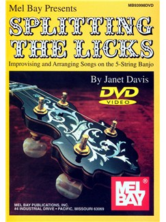 Splitting the Licks DVDs / Videos | Banjo