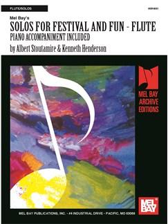 Solos For Festival & Fun/Flute Books | Flute