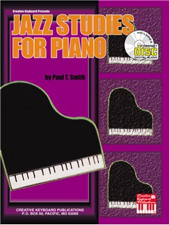Jazz Studies for Piano Books and CDs | Piano