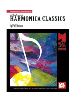 Harmonica Classics Books   Harmonica