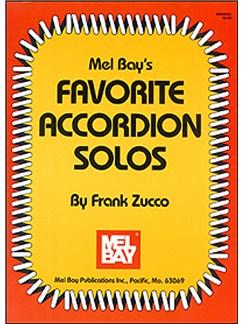 Favorite Accordion Solos Books   Accordion