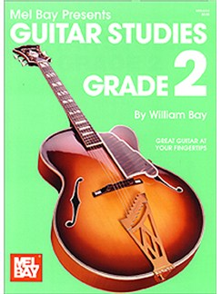 Guitar Studies-Grade 2 Books | Guitar