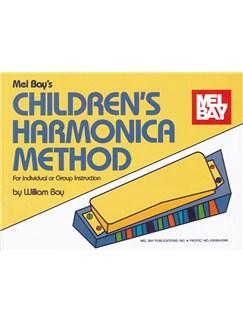 William Bay: Children's Harmonica Method Books   Harmonica