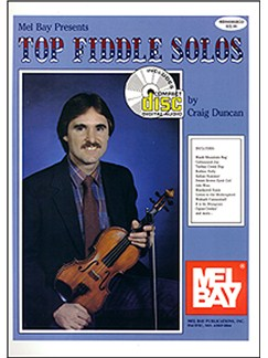 Top Fiddle Solos Books and CDs | Violin