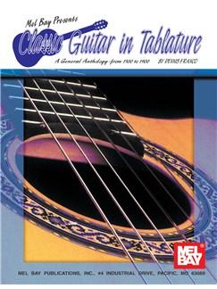 Classic Guitar in Tablature Books | Guitar, Guitar Tab