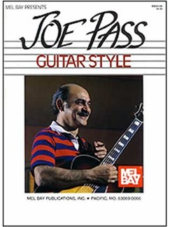 Joe Pass Guitar Style Books | Guitar