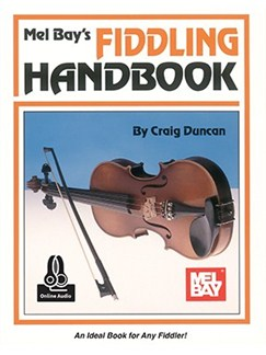 Fiddling Handbook (Book/Online Audio) Books | Violin