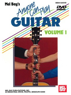 Anyone Can Play Guitar: Volume 1 DVDs / Videos | Guitar