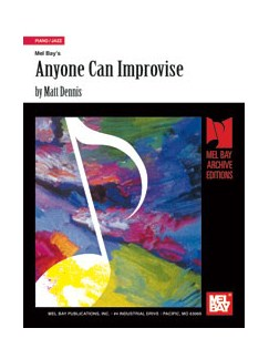 Anyone Can Improvise Books | Piano