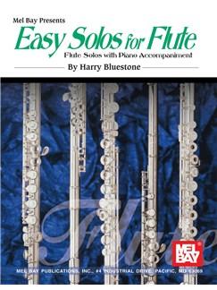 Easy Solos For Flute Books | Flute