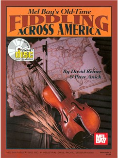Old-Time Fiddling Across America Books and CDs | Violin
