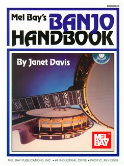 Banjo Handbook Books and CDs | Banjo, Banjo Tab