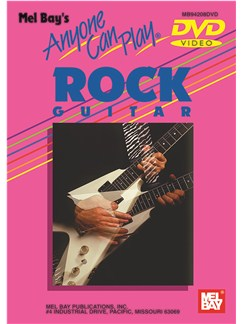 Anyone Can Play Rock Guitar DVDs / Videos | Guitar