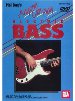Anyone Can Play Electic Bass DVDs / Videos | Bass Guitar