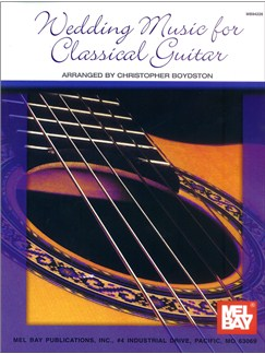 Wedding Music for Classical Guitar Books | Guitar