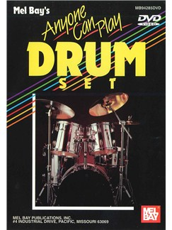 Anyone Can Play Drum Set DVDs / Videos | Drums