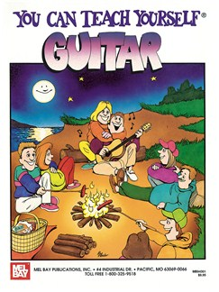 You Can Teach Yourself Guitar Books | Guitar