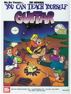 You Can Teach Yourself Guitar Books and CDs | Guitar