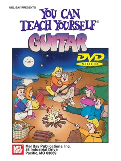 You Can Teach Yourself Guitar Guitar (All) Dvd DVDs / Videos |