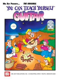 You Can Teach Yourself Guitar Books, CDs and DVDs / Videos | Guitar