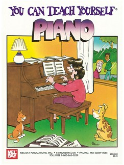 You Can Teach Yourself Piano Books | Piano