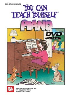 You Can Teach Yourself Piano DVD DVDs / Videos | Piano